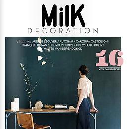 Milk decoration - n°16