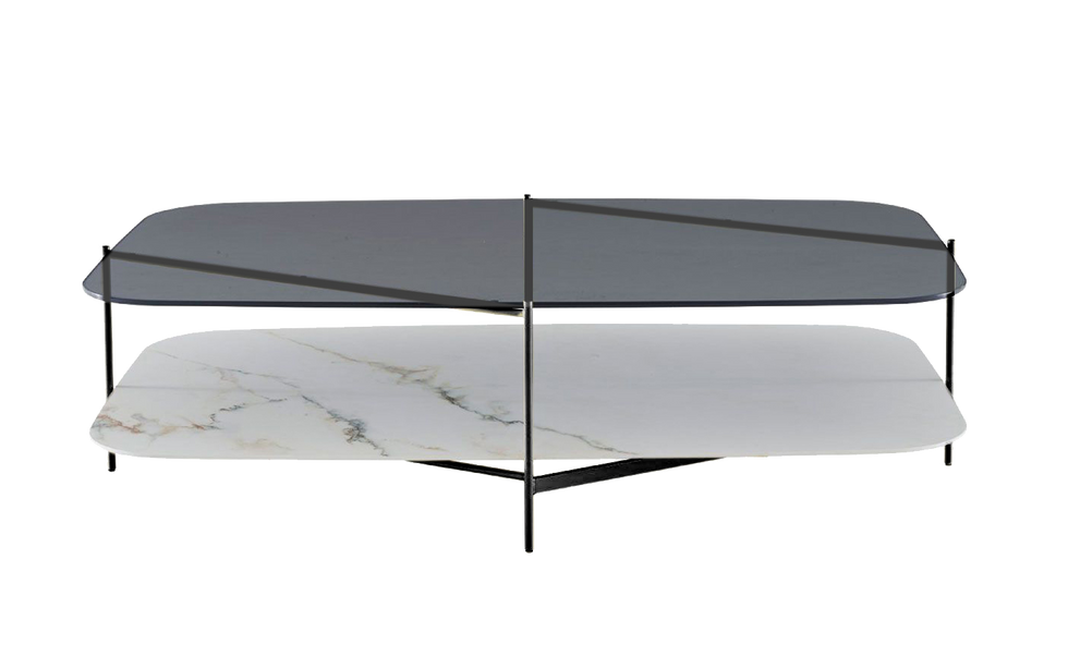 table clyde marbre numero111 ligne roset