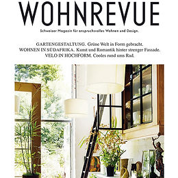 Wohnrevue - mai 2014
