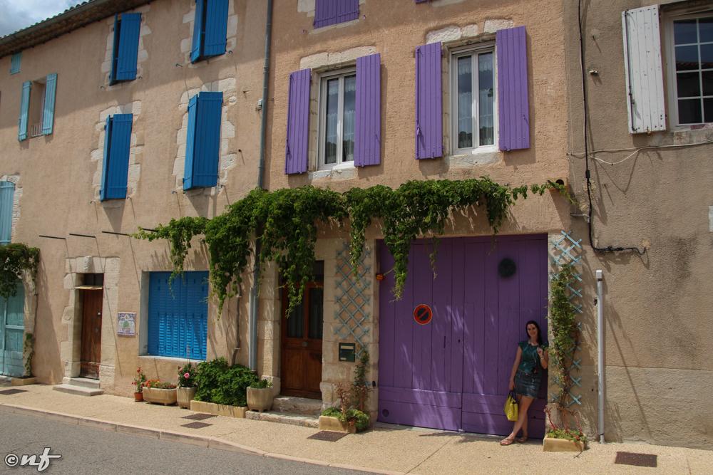 Provence, Franca