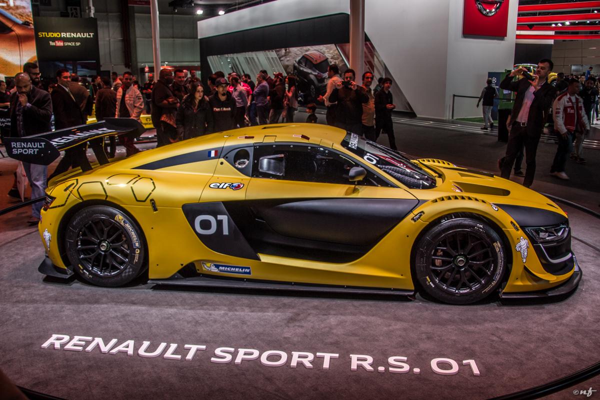 Renault Sport RS