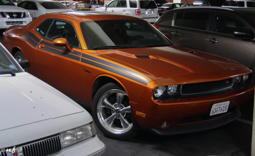 Dodge Challenger R/T '11