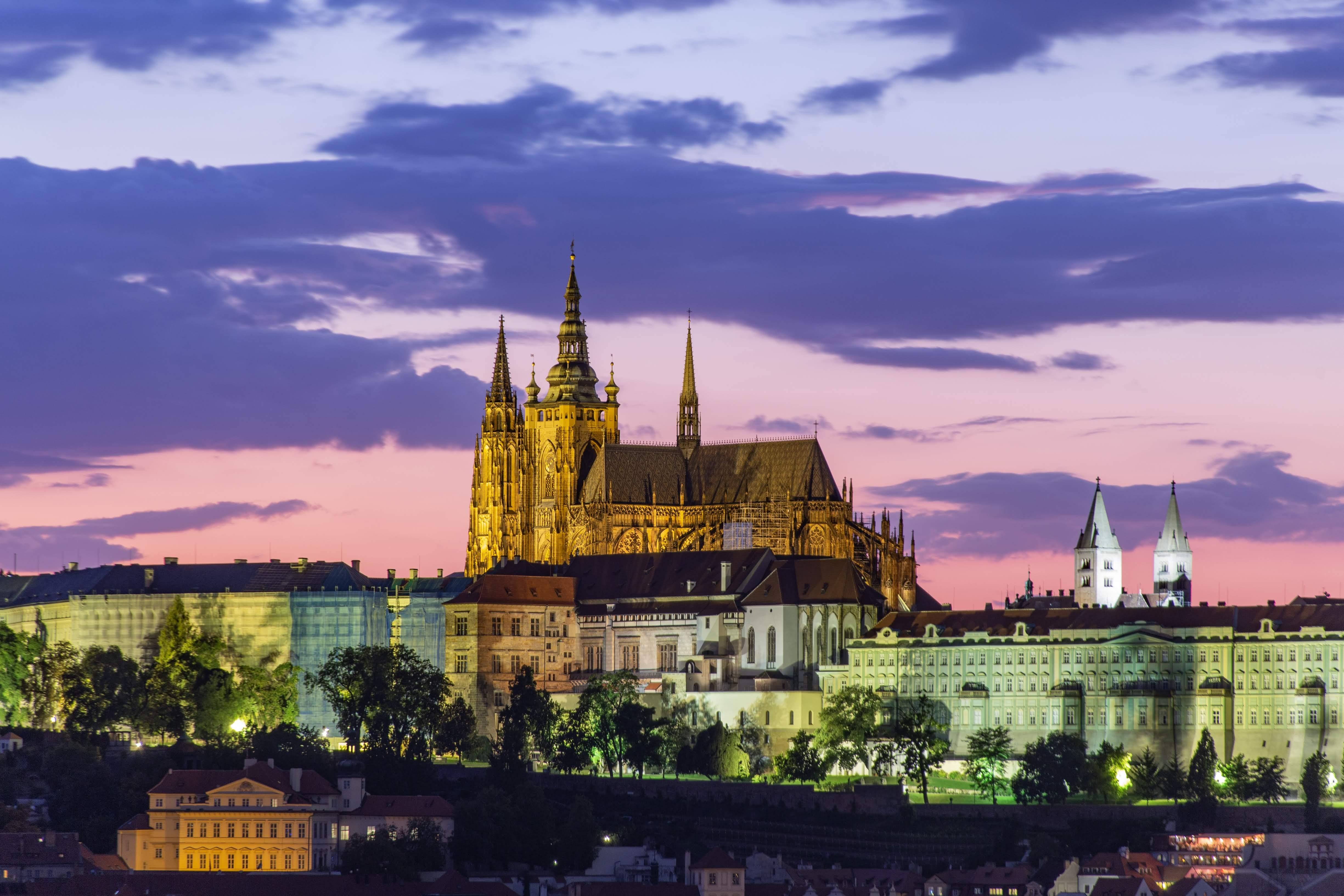 Castelo de Praga / Praha Hrad