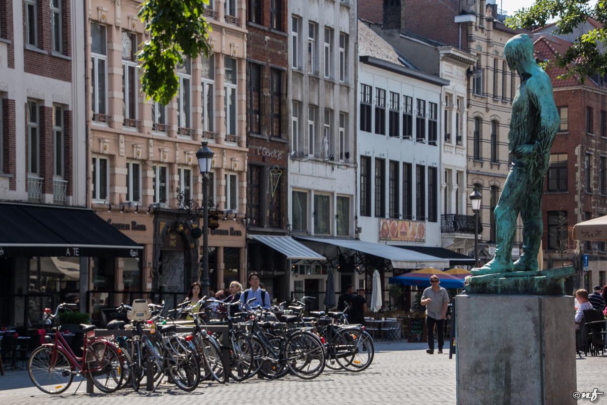 Antuerpia, Belgica
