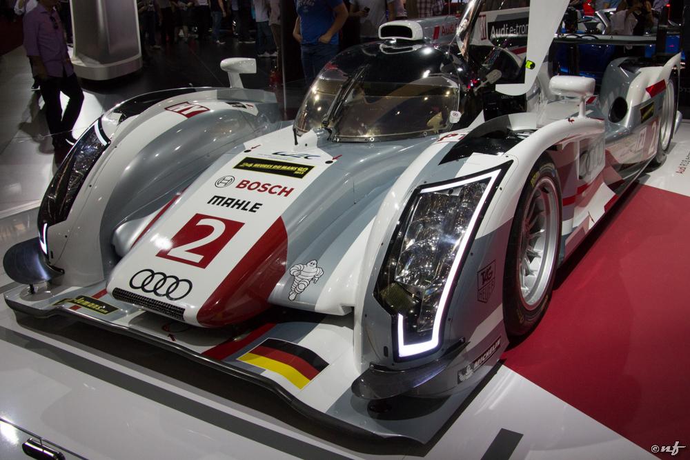 Audi R18 eTron