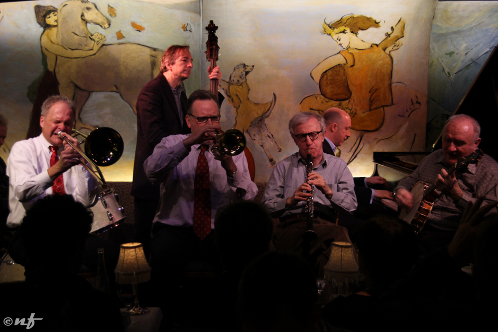 Woody Allen Jazz Band