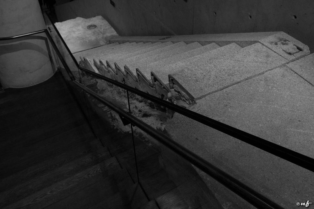 Suvivor's Stairs