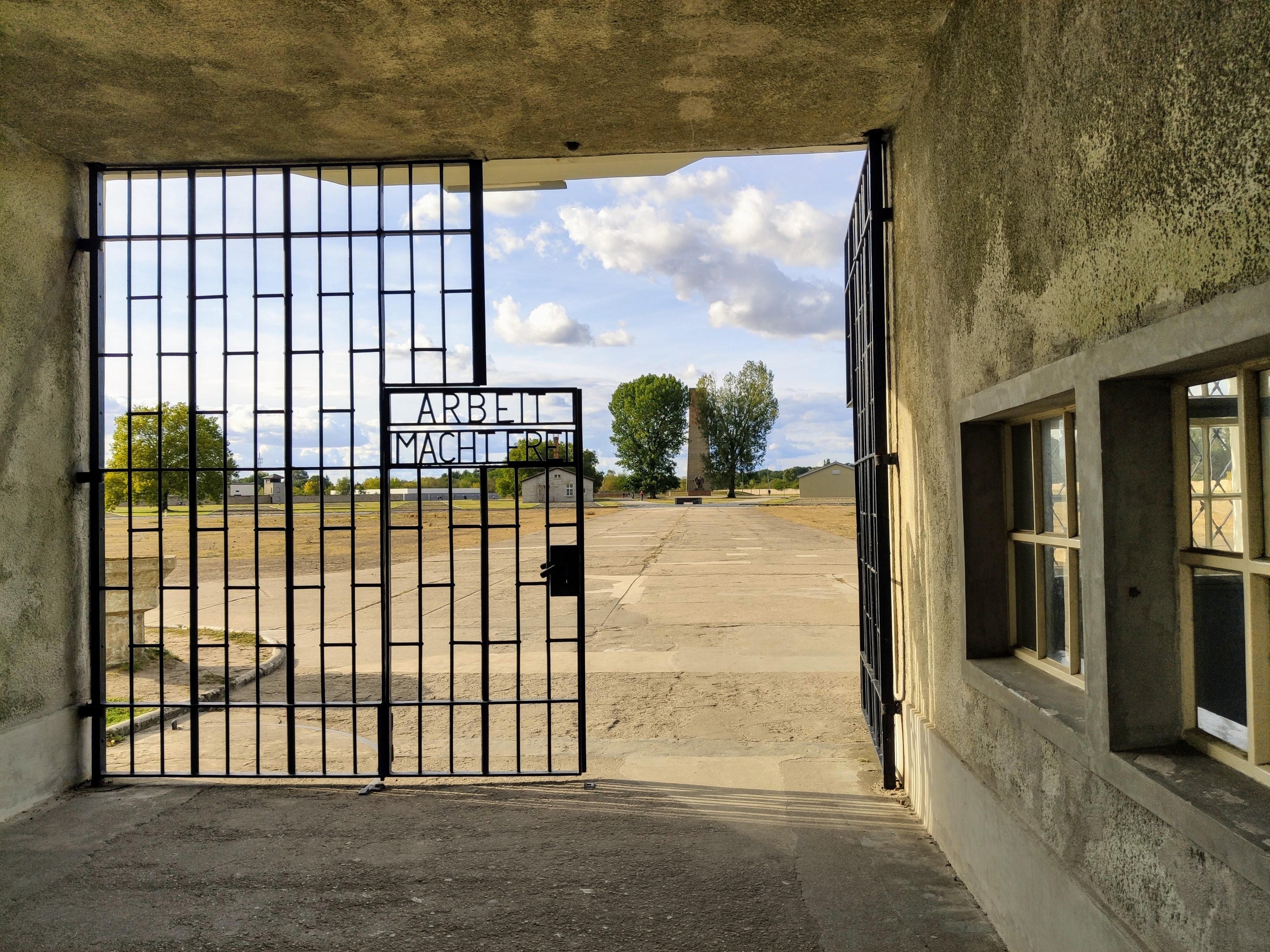 Sachsenhausen detention camp