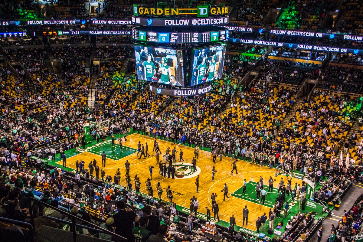 Knicks vs Celtics @ TD Garden