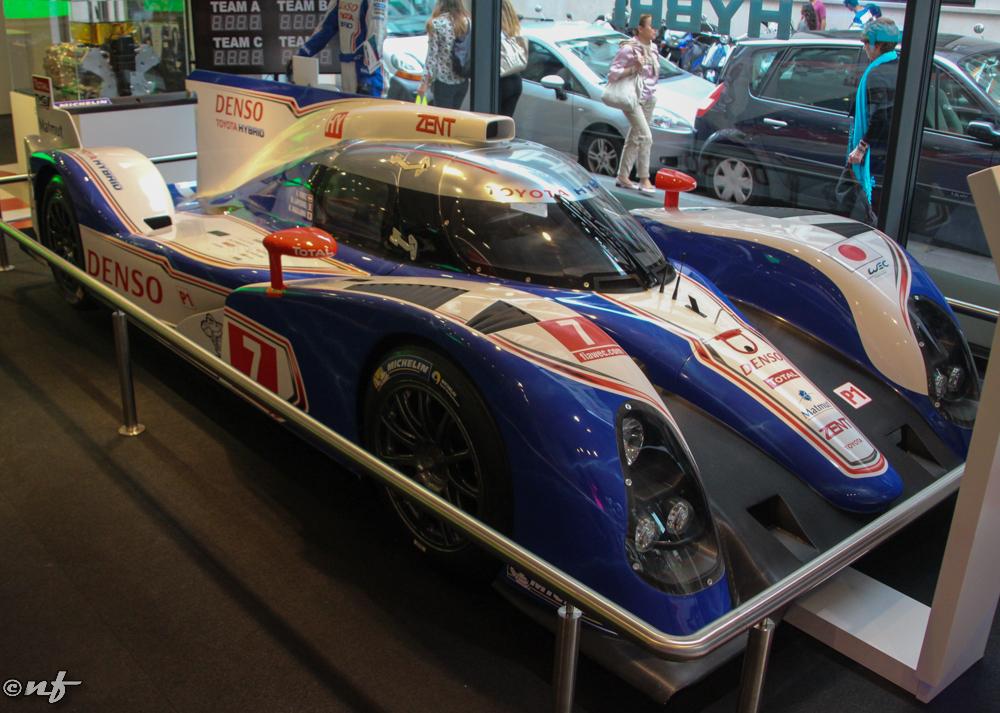 Toyota TS030 2012