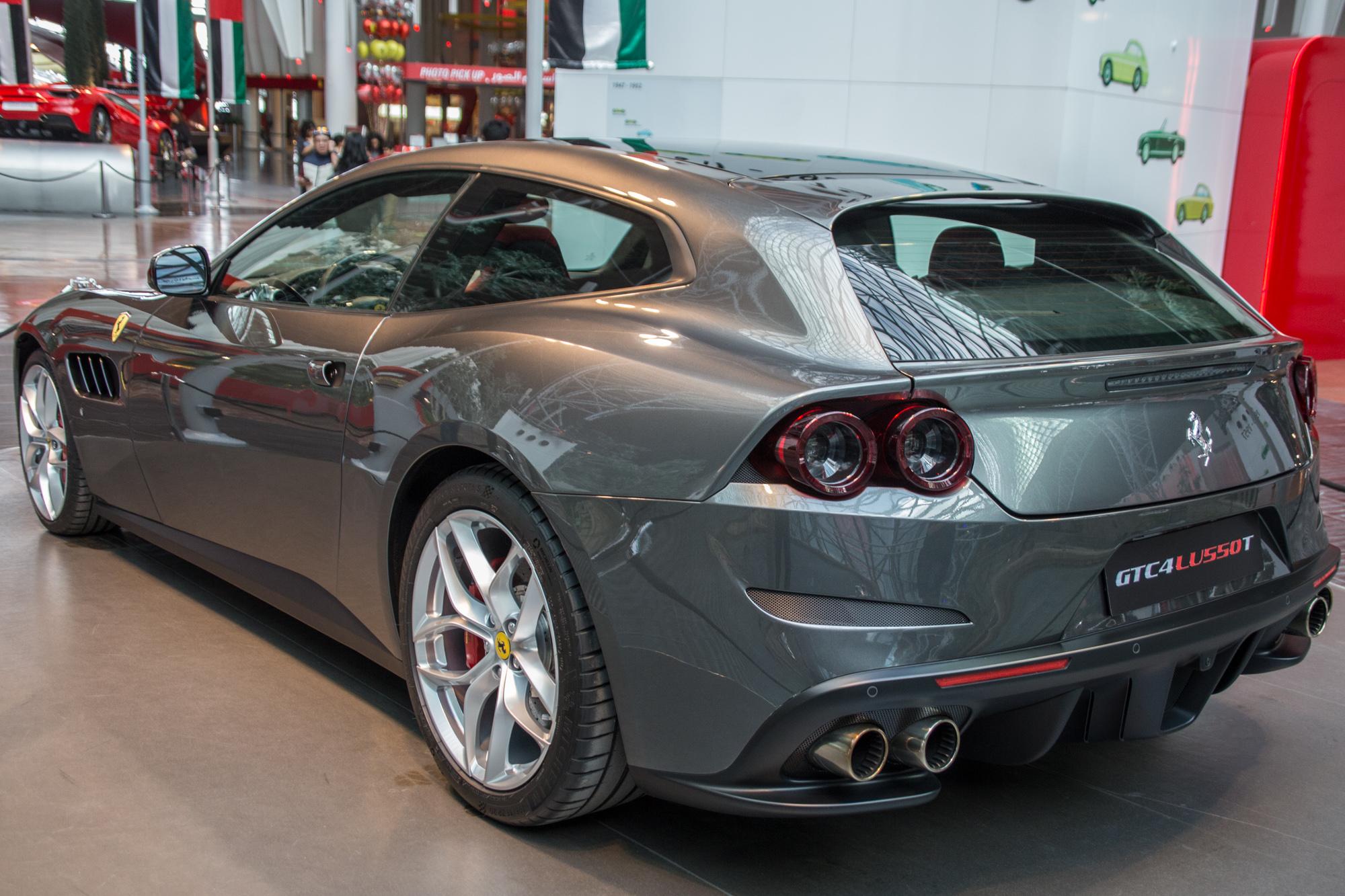 Ferrari 550 T