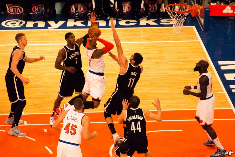 Brooklyn Nets vs NY Knicks