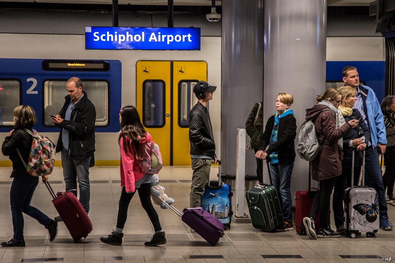 Schiphol Station
