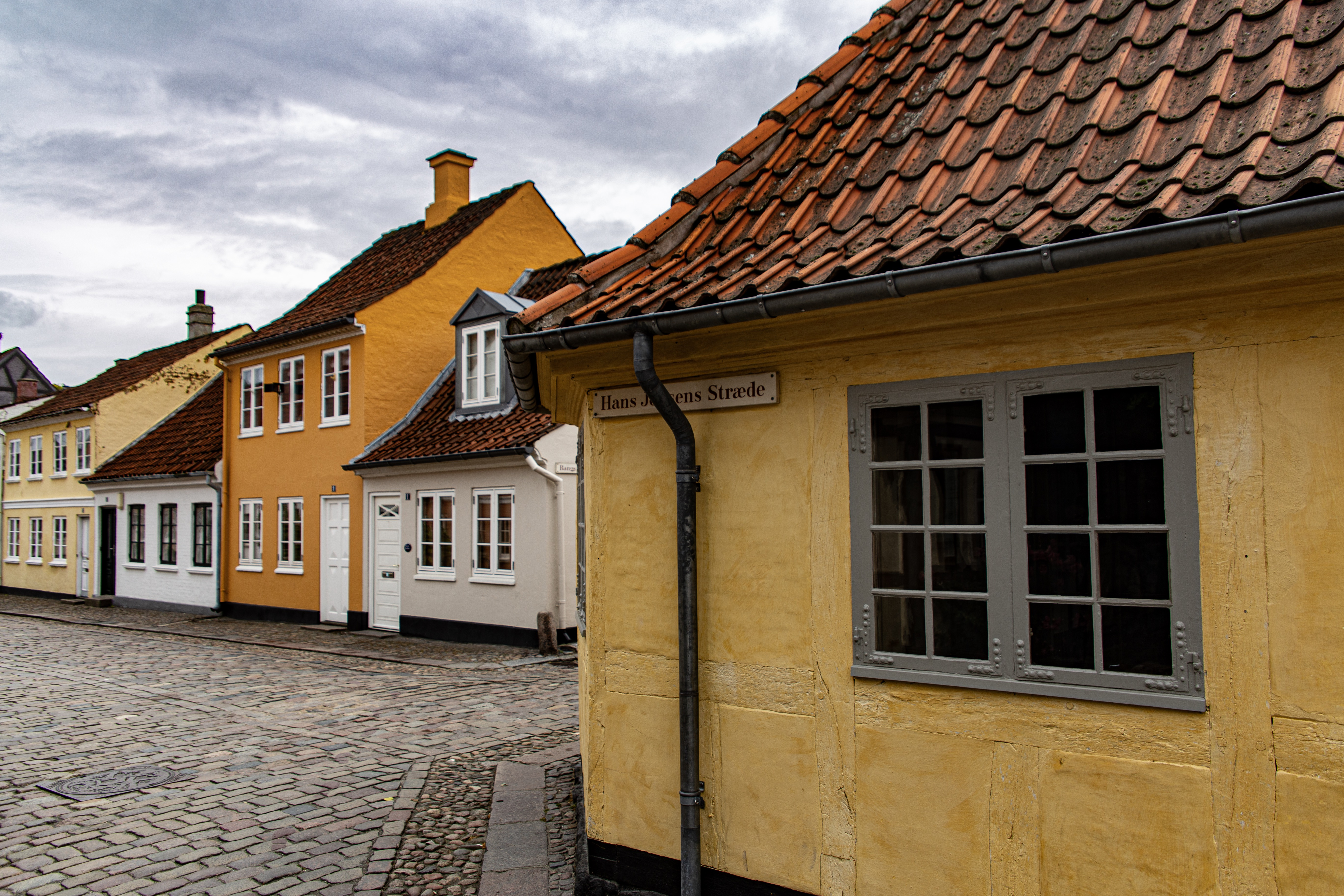 H .C. Andersen's house