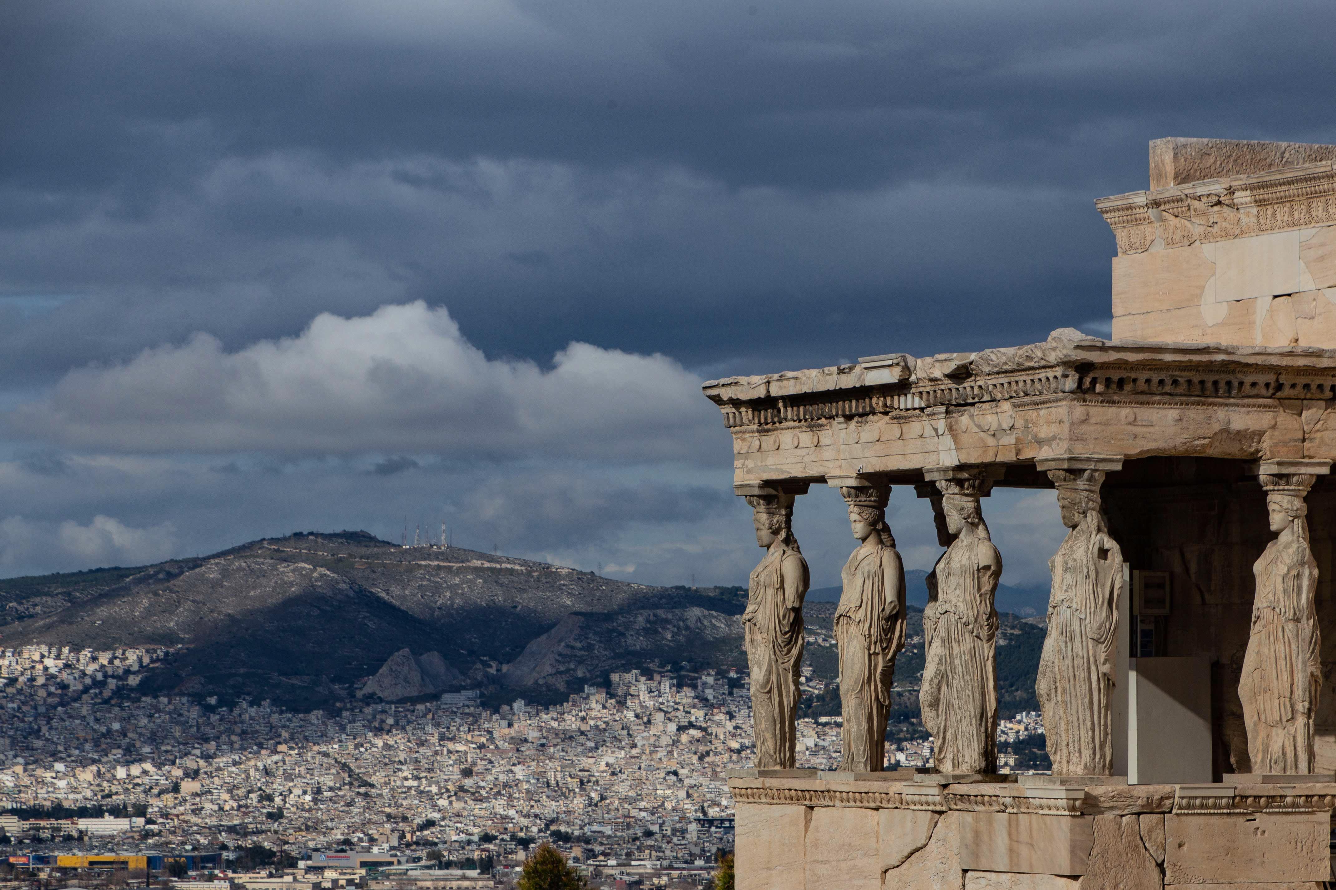 Templo Erectheion