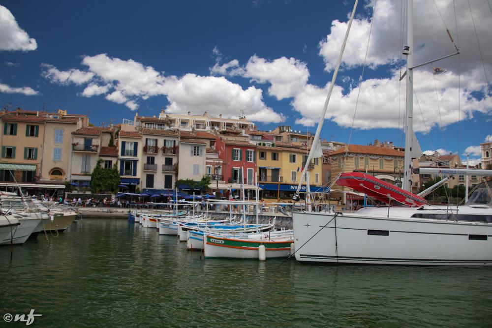 Cassis, França