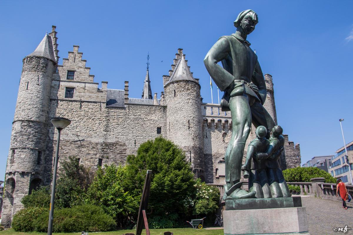 Antuérpia, Belgica