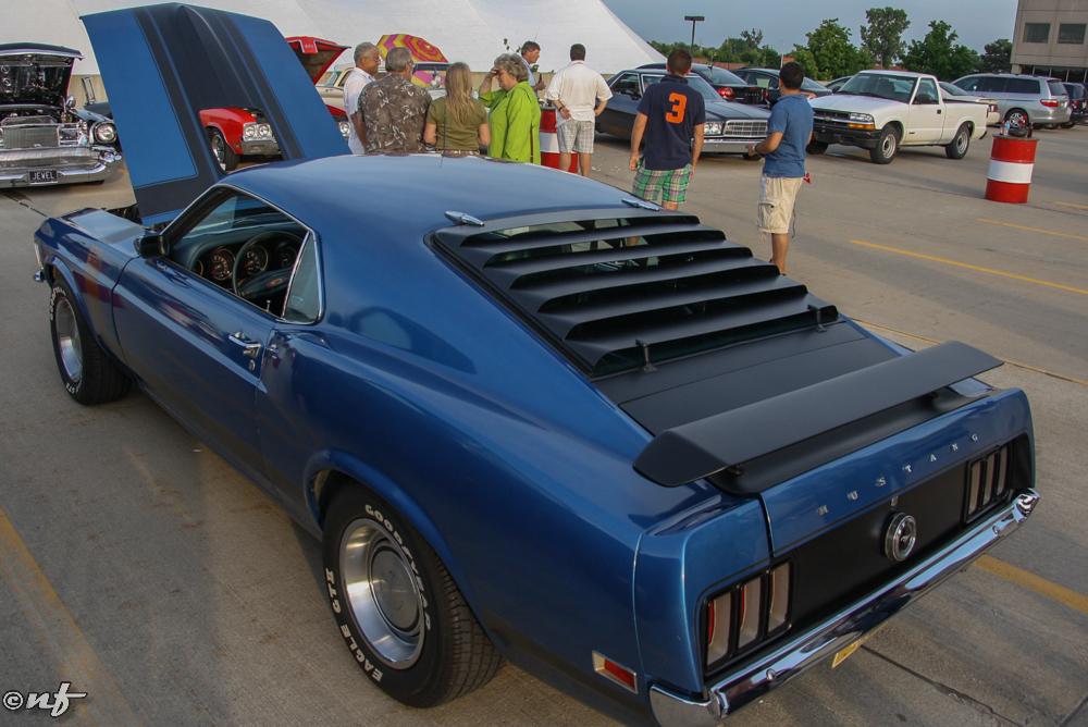 Mustang Mach1 '69