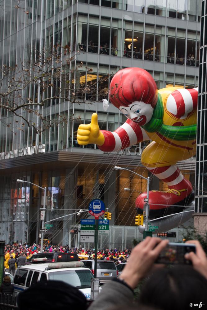 Macy's Ballon Parade