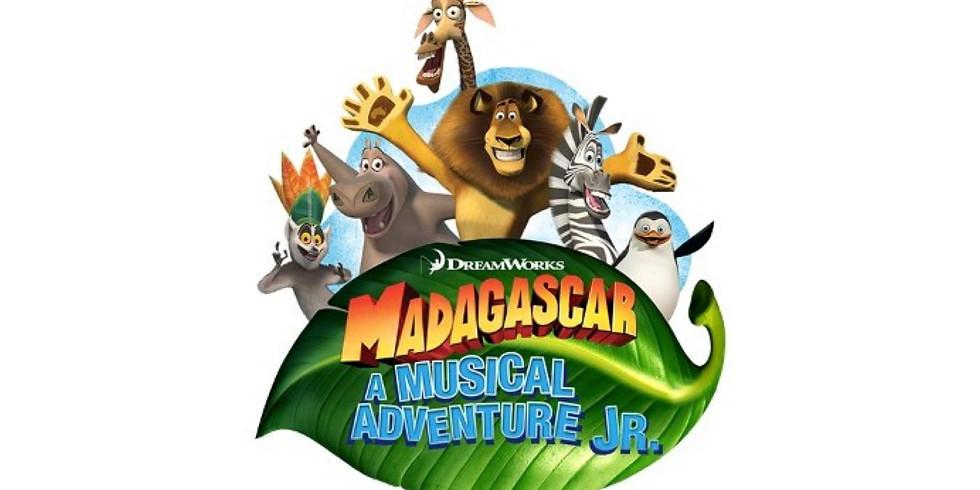 Madagascar Jr. 7:00 (1)