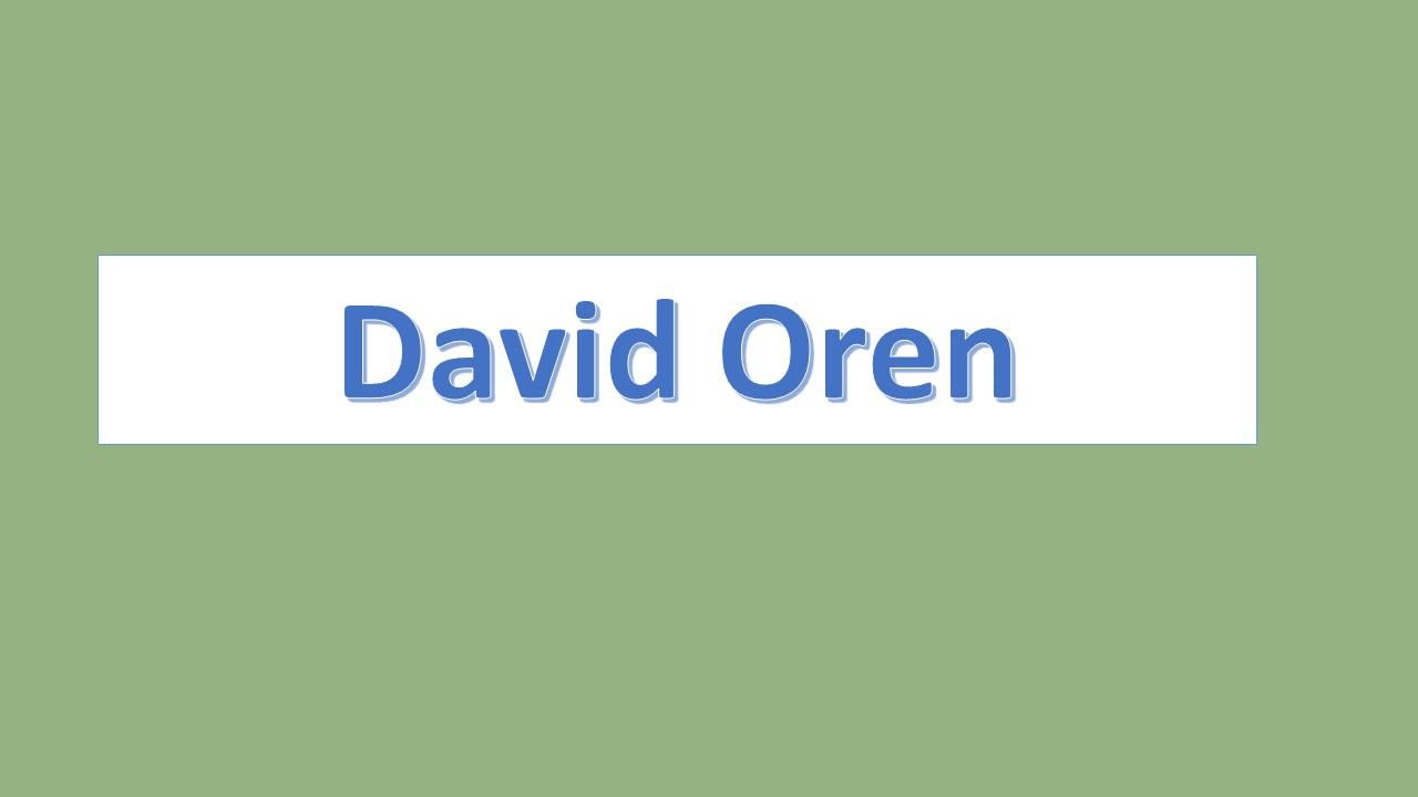 David_Oren