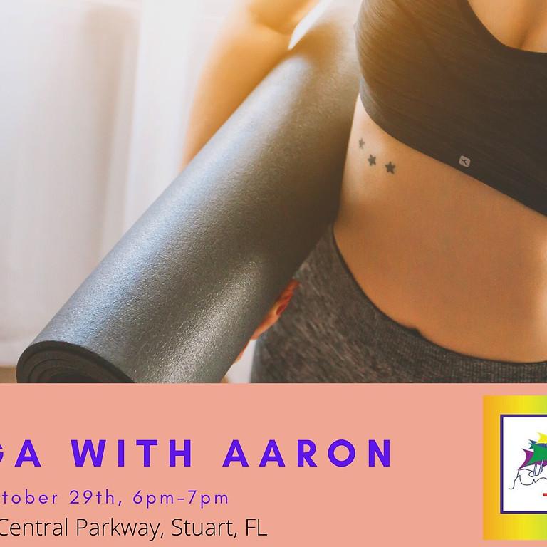 Yoga with Aaron