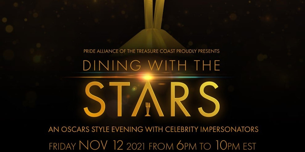 Dining with the Stars - Pride Alliance of the Treasure Coast