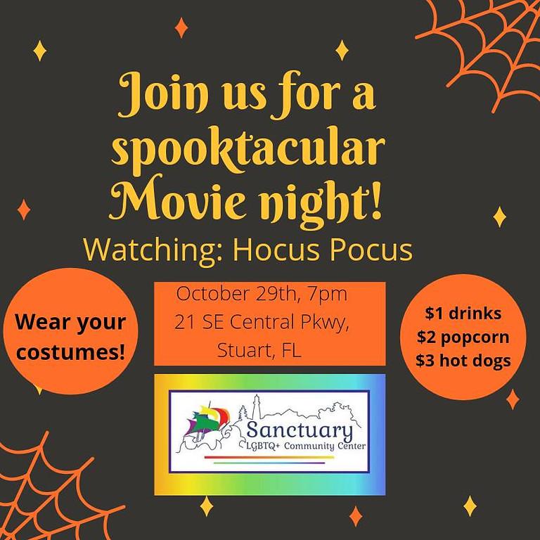 Hocus Pocus Movie Night!