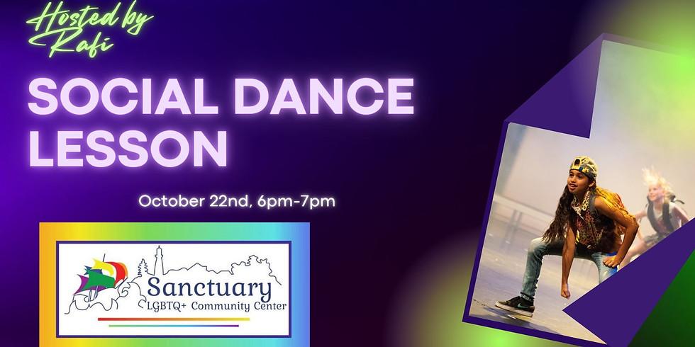 Social Dance Lesson
