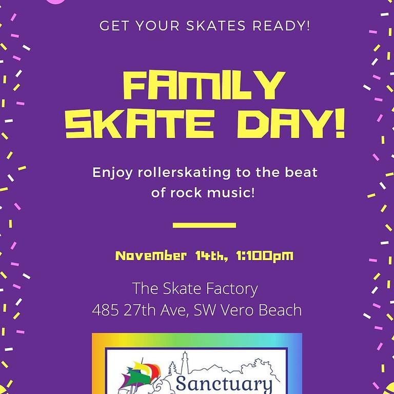 Family Skate Day