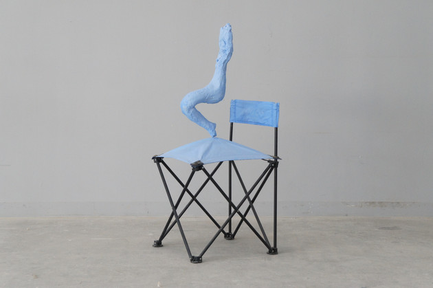 イスと子供Ⅱ / Chair and little girl Ⅱ