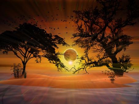 Solar eclipse magical tips