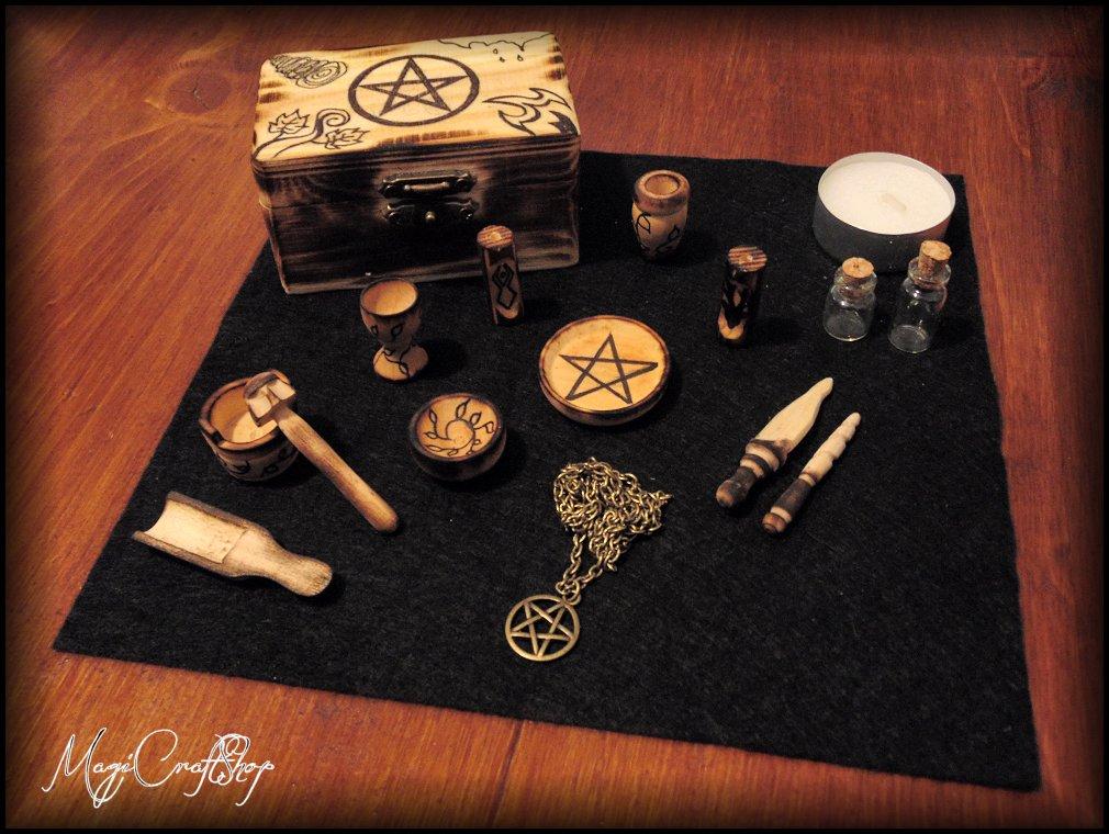 Micro altar set