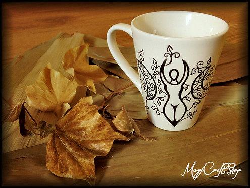 WICCA GODDESS mug