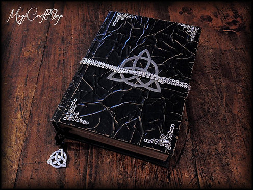 ANCIENT GOTHIC Book of shadows - MEDIUM size - 22X16 cm