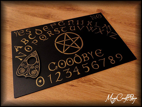 Ouija board HALLOWEEN in two different colors