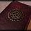 Thumbnail: CELTIC TRIQUETRA Book of Shadows - MINI size 8,3x11,3 cm