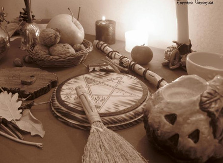 Samhain activities