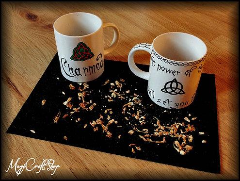 CHARMED mug inspired