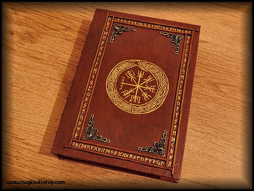 JORMUNGAND book of shadows - MEDIUM size - 22x16 cm