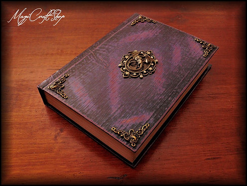 Book of shadows ANCIENT DRAGON - SMALL size 16,2x11,8 cm