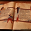 Thumbnail: DELUXE Charmed BOOK OF SHADOWS replica with originals pages - BIG size - 31x22