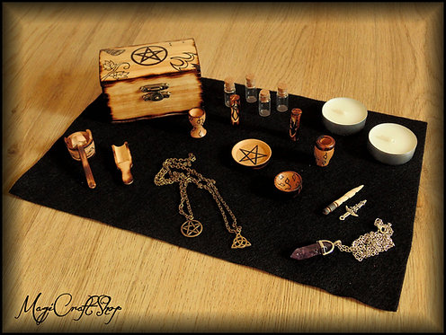 New micro altar set in three different choices