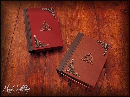 Mini CHARMED Book of Shadows - MINI size 8,3x11,3 cm