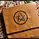 Thumbnail: Book of shadows ANCIENT SYMBOL  - BIG A4 size 31x22 cm