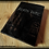Thumbnail: Death Note Book Movie Replica with original rules printed on ivorypages