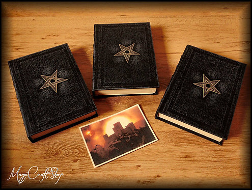 SET 3 BOOKS DELUXE Ninth Gate to the Kingdom of Shadows + postcard