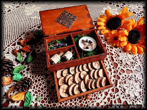 Divination Wicca Kit