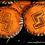 Thumbnail: Vegvisir wooden box + futhark runes