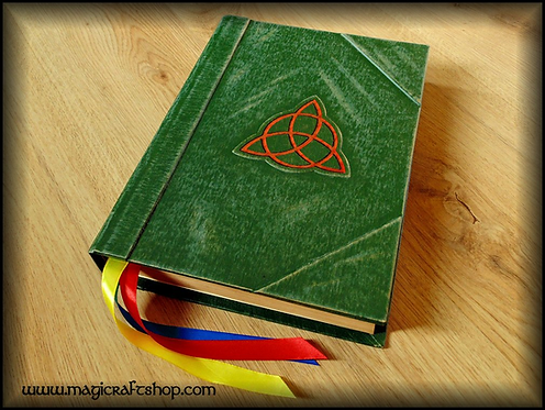 Charmed BOOK OF SHADOWS replica with originals pages - BIG size - 31x22